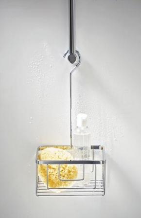 Полки для душа Сетки Полки для ванной стеклянные Полки для полотенец. Подвесная полка-сетка для душа