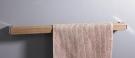Мебель и Аксессуары для ванной из натурального дерева, Раттана и Бамбука. Полотенцедержатель Günter деревянный