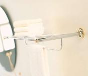 Полки для душа Сетки Полки для ванной стеклянные Полки для полотенец. Полка для полотенец Windsor PomdOr
