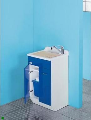 . Глубокая раковина для стирки мебель для постирочной SW Colavene