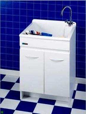 Итальянские постирочные раковины Мебель и оборудование для постирочной комнаты. Постирочная раковина мебель Mini NJ Colavene