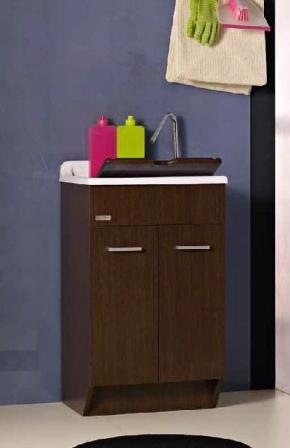 Итальянские постирочные раковины Мебель и оборудование для постирочной комнаты. Раковина для постирочной мебель Венге Colavene JW