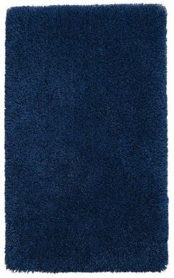 Коврики для ванной комнаты. ROMY Nicol коврик для ванной комнаты сине-чёрный