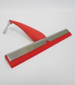 Скребки для стекла душевых кабин и зеркал. ISI Nicol скребок для стёкол душевой кабины Красный