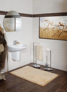 Коврики для ванной комнаты. STRADA Nicol коврик для ванной комнаты