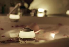 Светильники для ванной комнаты. GLOBE Light Nicol светильник плавающий