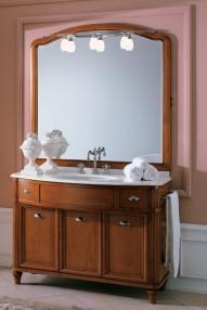 Мебель для ванной комнаты. Мебель для ванной Eurodesign умывальник с зеркалом Tiffany 1