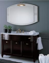 Мебель для ванной комнаты. Мебель для ванной Eurodesign умывальник с зеркалом Tiffany 2