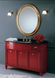 Мебель для ванной комнаты. Мебель для ванной  Eurodesign умывальник с зеркалом Tiffany 5