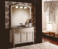 Мебель для ванной комнаты. Мебель для ванной  Eurodesign умывальник с зеркалом Tiffany 3
