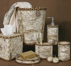 . Birch Bark by Woolrich керамические настольные аксессуары для ванной