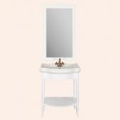 Мебель для ванной комнаты. Tiffany World Sofia Комплект мебели 69*52*h84 см