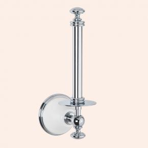 Аксессуары для ванной настенные. Держатель для запасного рулона туалетной бумаги TW Harmony TWHA119bi/cr