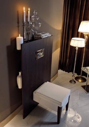 Мебель для ванной комнаты. Одинарная панель Kerasan Bentley
