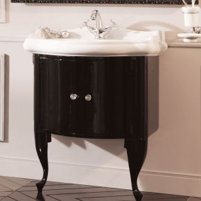 Мебель для ванной комнаты. Тумба под раковину    Kerasan Retro