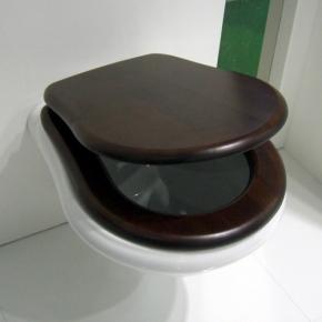 Унитазы Биде. Сиденье для унитаза с микролифтом Kerasan Retro