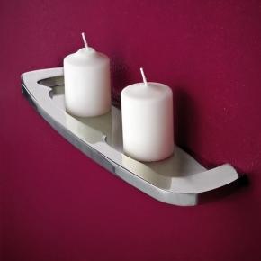 Полки для душа Сетки Полки для ванной стеклянные Полки для полотенец. TR аксессуары для ванной полка хром