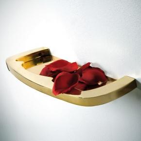Полки для душа Сетки Полки для ванной стеклянные Полки для полотенец. TR аксессуары для ванной полка золотая