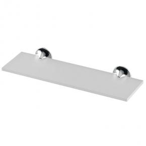 . Venessia Lineabeta аксессуары для ванной полочка стеклянная