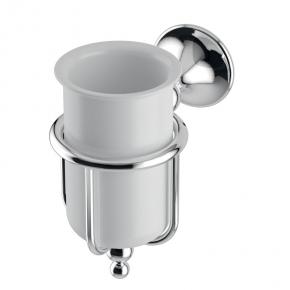 . Venessia Lineabeta аксессуары для ванной стаканчик для зубных щёток керамический