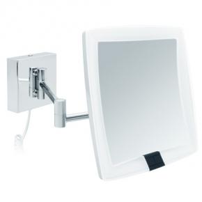 . Verona зеркало косметическое с подсветкой настенное с увеличением х5
