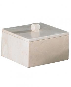. Victoria Nicol настольные аксессуары для ванной, натуральный Травертин косметическая ёмкость