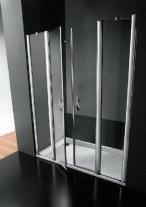 Душевые кабины Створки стеклянные Шторки для душа. Vismaravetro душевая кабина Alibi A4