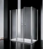 Душевые кабины Створки стеклянные Шторки для душа. Vismaravetro душевая кабина Alibi A3+FD
