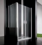 Душевые кабины Створки стеклянные Шторки для душа. Vismaravetro душевая кабина Alibi AD+FV