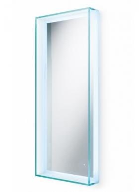 Зеркала для ванной. Зеркало для ванной с полкой и подсветкой LED Speci Lineabeta