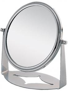 Зеркала косметические с подсветкой увеличением настенные настольные Зеркала с присосками. CLAIRE Nicol косметическое зеркало двухстороннее с увеличением 1х1 и 1х4 настольное