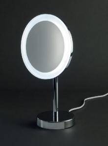 Зеркала косметические с подсветкой увеличением настенные настольные Зеркала с присосками. Зеркало косметическое с подсветкой Spiegel LED настольное с увеличением