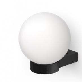 Светильники для ванной комнаты. Club светильник для ванной чёрный