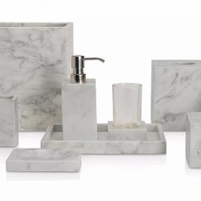 . Marmol мраморные аксессуары для ванной настольные
