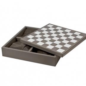 Настольные игры. Набор настольных игр шахматы, шашки, домино Smoke