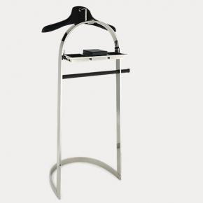 . Ralph Lauren Home Colton Valet Silver напольная вешалка стойка для одежды