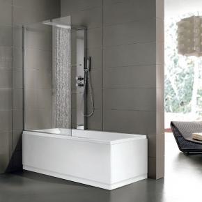 Ванны. Hafro Era Box ванна с душем 180х120х70 см