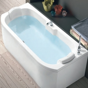 Ванны. Hafro Duo ванна WHIRLPOOL AIRPOOL 170x65/78 см