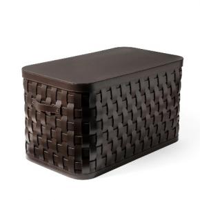 Хранение и порядок. Demetra Pinetti корзина плетёная прямоугольная для хранения универсальная