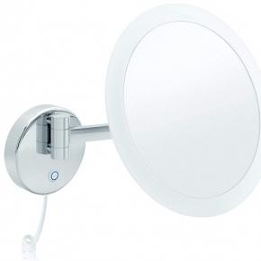. Savona настенное косметическое зеркало с подсветкой LED и увеличением 1х5