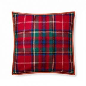 Декоративные подушки Deluxe. Castleford подушка с декором Ralph Lauren