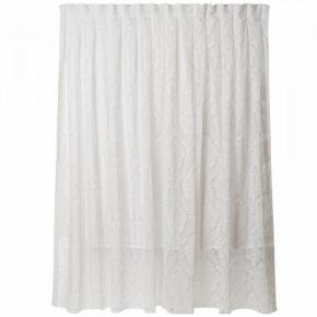 Шторки для душа и ванны текстильные. Verona шторка для ванны 180х235 белая