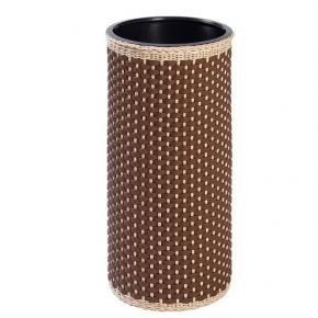Подставки для зонтов. GioBagnara CÉZANNE кожаная плетёная подставка для зонтов декор раттан