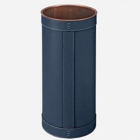 Подставки для зонтов. GioBagnara Umbrella Stand подставка для зонтов кожаная круглая синяя