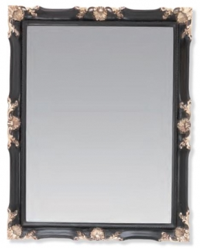 Зеркала для ванной. Зеркало для ванной Parig Black