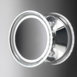 Зеркала косметические с подсветкой увеличением настенные настольные Зеркала с присосками. Косметическое зеркало настенное с присосками увеличением 1х5 и подсветкой