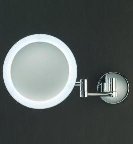 Зеркала косметические с подсветкой увеличением настенные настольные Зеркала с присосками. Зеркало косметическое с подсветкой LED прямое подключение без провода настенное с увеличением х3 или х5