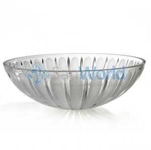 Montblanc Crystal хрустальная раковина круглая