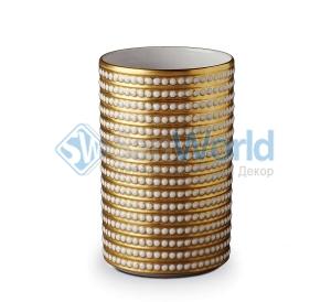 Ваза Perlee Gold