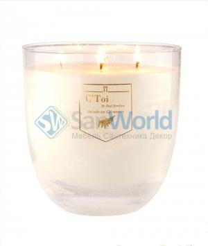 Ароматическая свеча XL Les Bancels коллекции Balade en Cevennes от C'Toi